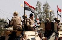 إصابة ضابط وشرطيين اثنين في تفجير بسيناء المصرية