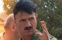 سهيل الحسن بتدمر بعد دخولها ويقصف تنظيم الدولة (فيديو)