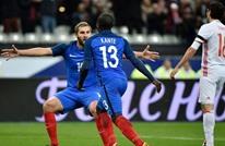 فرنسا المتألقة تكتفي بالفوز 4-2 على روسيا وديا