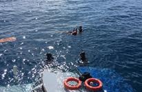 تركيا تنقذ لاجئين تعرضوا للغرق في بحر إيجه