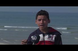 """ذكريات مجزرة """"الشاطئ"""" في غزة ما تزال تلاحق الطفل """"بكر"""""""