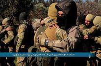 انسحاب جبهة النصرة وجند الأقصى من تل العيس بريف حلب