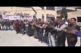 عودة المظاهرات المناهضة للنظام في سوريا