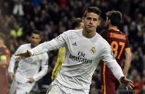 رونالدو ورودريجيز يقودان ريال لدور الثمانية بدوري الأبطال