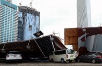 الأمطار تغرق الإمارات بعد موجات عاصفية (فيديو)