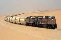 البحرين تنتهي من دراسة مشروع السكة الحديدية مع السعودية
