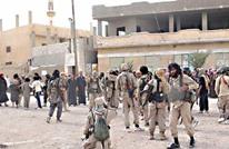 المرصد: قوات نظام الأسد وحلفاؤه يقتحمون مدينة تدمر