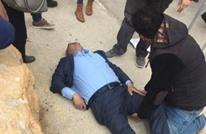 أجهزة السلطة تقمع مظاهرة ضد محاكمة الشهيد الأعرج (شاهد)