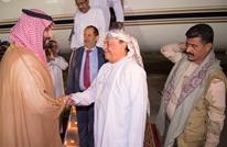 ماذا يفعل رئيس اليمن في الرياض بعد زيارة غامضة لأبوظبي؟