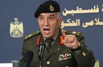 """مسؤول أمني فلسطيني يصف متظاهرين بالـ""""مرتزقة"""" (فيديو)"""