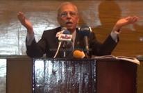 لواء يطالب المصريين بالجوع.. ونشطاء يردون (فيديو)