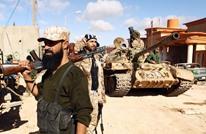 قوات عملية الكرامة التابعة لحفتر تسترد الهلال النفطي الليبي