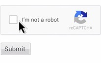 جوجل تُطلق وسيلة أقل إزعاجا للتأكد من أنك لست روبوتا