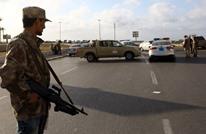 العاصمة الليبية طرابلس تحت سيطرة قوات تابعة لحكومة الوفاق