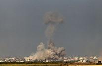 الجيش المصري يدمر 6 أنفاق جديدة على الحدود مع غزة