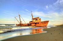 غرق سفينة تركية وإنقاذ ستة من طاقمها قبالة سواحل ليبيا
