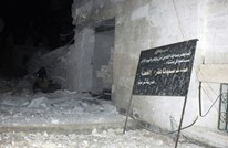 قتلى الغارة الأمريكية بريف حلب يتبعون جماعة التبليغ