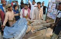 مقتل وإصابة 50 من قوات هادي بقصف حوثي على مسجد بمأرب (صور)