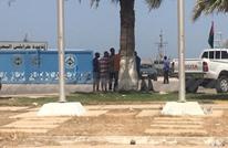 اقتحام مقر حكومة الوفاق احتجاجا على موقف السراج من حفتر