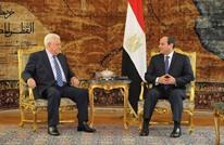 عباس يلتقي السيسي بالقاهرة بعد زيارة للدوحة