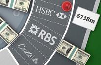 شبكة دولية لتبييض الأموال الروسية تعاملت مع 17 مصرفا بريطانيا