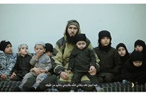 شاب فرنسي من تنظيم الدولة أب لتسعة أطفال صغار (شاهد)