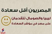 الصومال تتقدم على مصر بمؤشر السعادة (إنفوغراف)