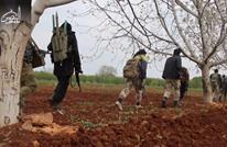 الثوار يقتربون من حماة وسط انهيارات بقوات النظام (شاهد)