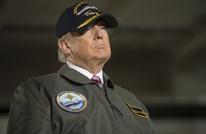 """ترامب يتعهد بتطوير الأسطول الأمريكي ليصل """"الأراضي البعيدة"""""""