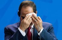 السيسي يبكي ويمزح ويخير شعبه بين التشرد والشهادة (شاهد)