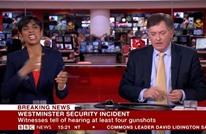 """مذيعة """"بي بي سي"""" تقوم بحركة غريبة على الهواء (شاهد)"""
