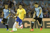 نيمار يبدع كعادته ويسجل هدفا ساحرا بمرمى الأوروغواي (فيديو)