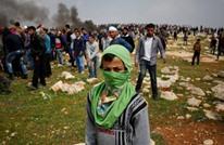 شبان فلسطينيون يشعلون مواجهات حادة مع الاحتلال بالضفة