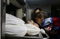 جماهير غزة تشيع الشهيد مازن فقهاء وسط مطالبات بالرد