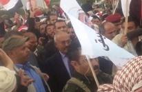 علي صالح يظهر وسط تظاهرات لأنصاره في صنعاء (شاهد)