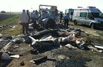 حادث تصادم مروع في إيران.. كم عدد الضحايا؟ (فيديو)