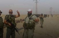 """عصام زهر الدين يستعرض أمام جثث """"الدولة"""" بدير الزور (شاهد)"""