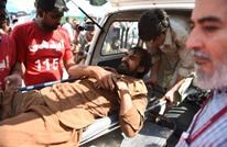 22 قتيلا في تفجير لطالبان استهدف مسجدا شمال باكستان