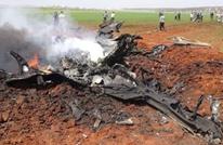 تحطم طائرة حربية لنظام الأسد.. وأحرار الشام تتبنى (فيديو)