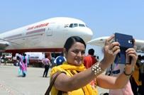 الهند تسير أول رحلة جوية حول العالم بطاقم نسائي بالكامل