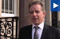 صاحب التسريبات الجنسية لترامب يظهر في لندن (فيديو)