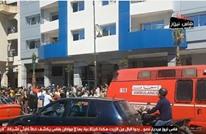 الغاز يسبب اختناق عشرات المستخدمين بفاس المغربية (شاهد)