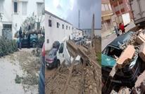 أمطار ورياح قوية بالمغرب تتسبب بخسائر مادية فادحة (شاهد)