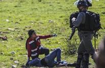 إصابات بمواجهات مع الاحتلال بالضفة إحداها خطيرة (شاهد)