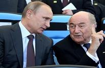 ماذا كشف بلاتر عن الانتقادات الإنجليزية لكأس العالم بروسيا؟