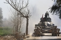 جيش النظام يمهل مقاتلي المعارضة بحرستا ساعات للمغادرة