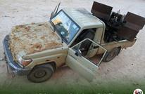مقتل مسلح وإصابة آخر في قصف جوي على درنة الليبية