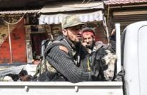 """""""الحر"""" يفصل عناصر ويتوعد آخرين بعد عمليات النهب بعفرين"""