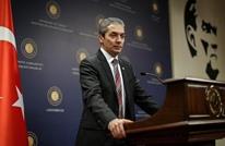 """الخارجية التركية تهاجم ابن زايد وتصف تصريحاته بـ""""المسيئة"""""""