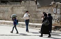 اتفاق لخروج مقاتلين من الغوطة لإدلب وأوضاع مأساوية للنازحين